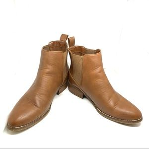 American Eagle Outfitters Chelsea Boots Sz 9 Vegan